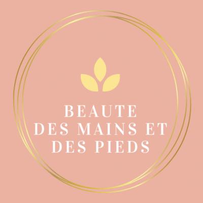 Logo beaute des mains et des pieds